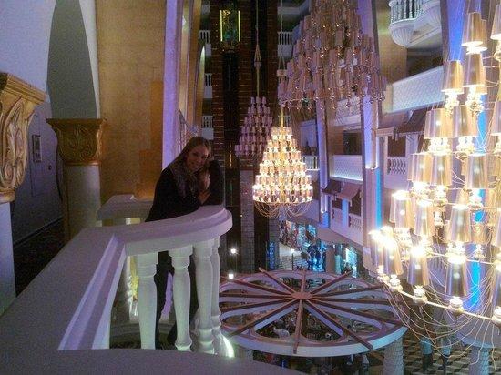 Granada Luxury Okurcalar : Otelin içinden bir fotoğraf karesi