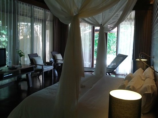 Silavadee Pool Spa Resort: The villa room