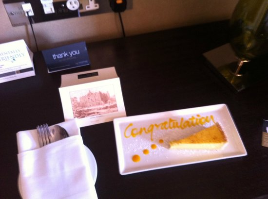 The Principal London : Lovely welcome!