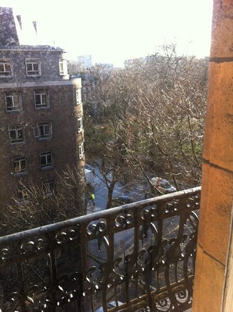 Hotel Russell: View from window