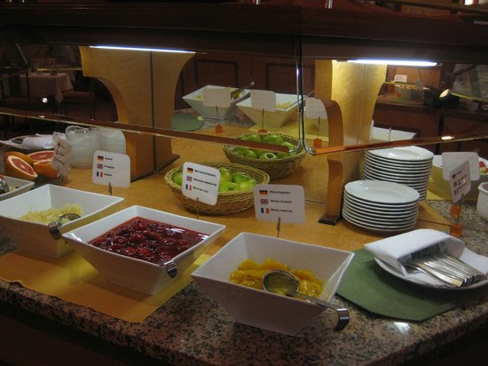 Hotel Steglitz International: Breakfast 1