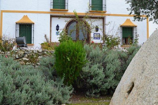 Hotel Caserio de Iznajar: Puerta Principal