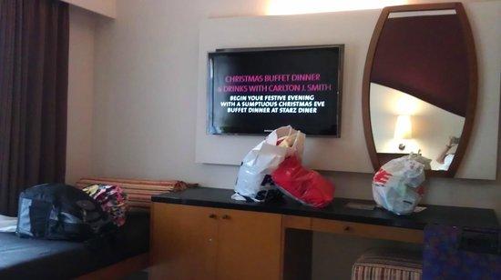 Hard Rock Hotel Bali : ноябрь 2013
