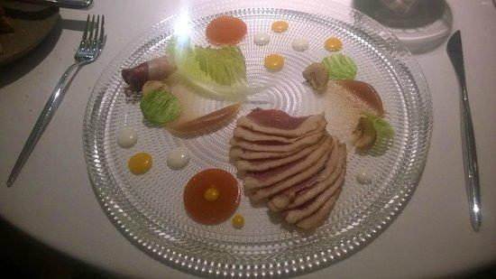 Gile Restaurant: Duck Pastirma