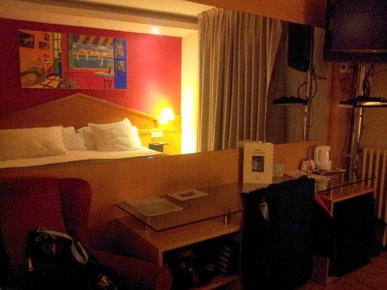 Hotel Platjador: habitacion