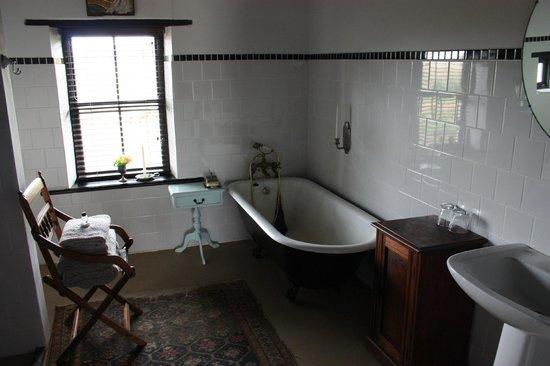Halfaampieskraal : The bathroom