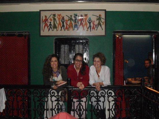 Ram Bhawan Kautilya Society Residence: In Kautilya with Gauri!