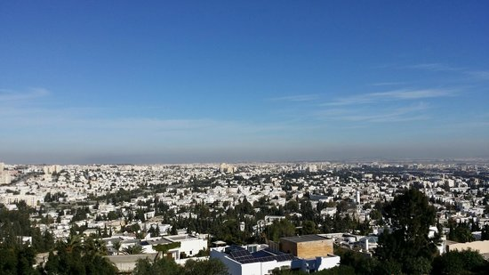 Sheraton Tunis Hotel : room view