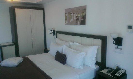 Epoque Hotel : Bedroom