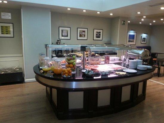 Hotel Cortezo: Het ontbijtbuffet