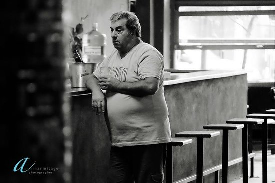 Foto Ruta Buenos Aires : This was on my city tour and taken to Cafe San Bernardo