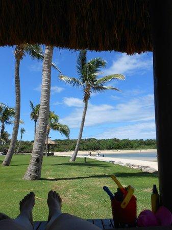 InterContinental Fiji Golf Resort & Spa : turn the world off