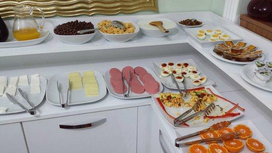 Modern Sultan Hotel: sala colazione 3