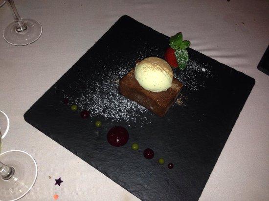 La Cabana: Dessert
