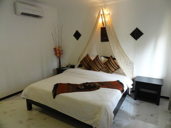 Central Boutique Angkor Hotel: Chambre