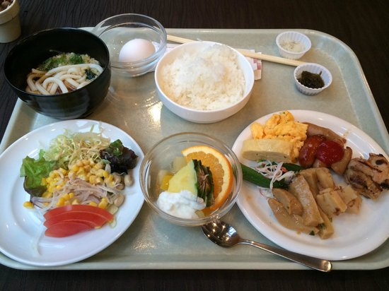 Hotel Area One Kobe: ホテルエリアワン神戸 朝食ビュッフェ
