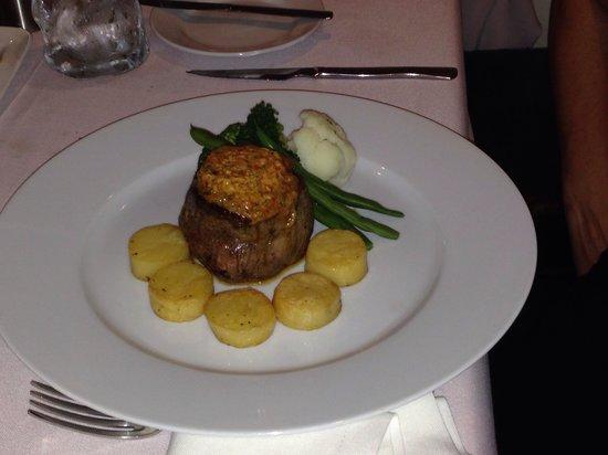 La Cabana: Fillet steak