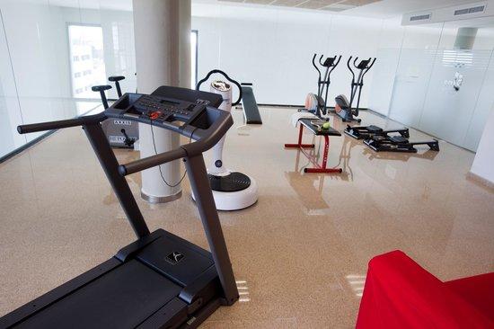 Villa Alojamiento Y Congresos: Sala Fitness