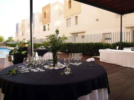 Villa Alojamiento Y Congresos: Piscina