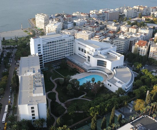 Swissotel Grand Efes Izmir: hotels & grounds_3