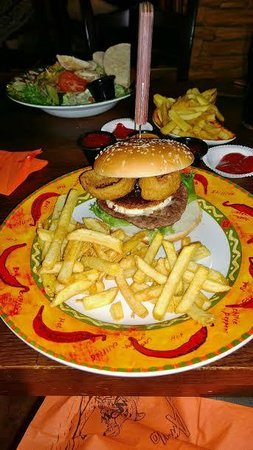 Amarillo Big Burger