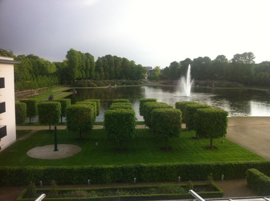 Dorint Park Hotel Bremen: View From room