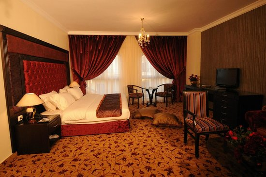Queen's Suite Hotel: Executive Suite