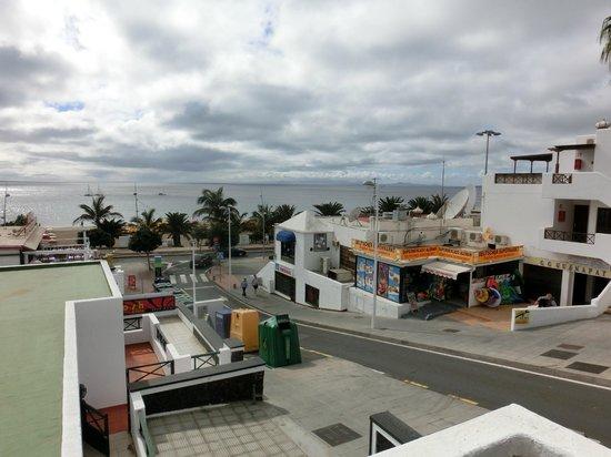 Morana Apartments: uitzicht vanaf balkon