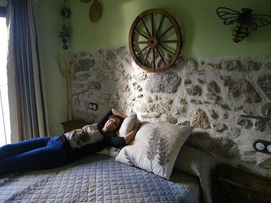 Hostal Tematico El Penon : habitacion campesino