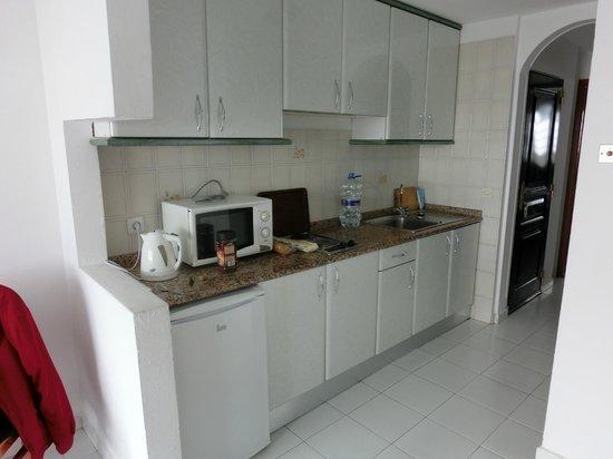 Morana Apartments: keuken