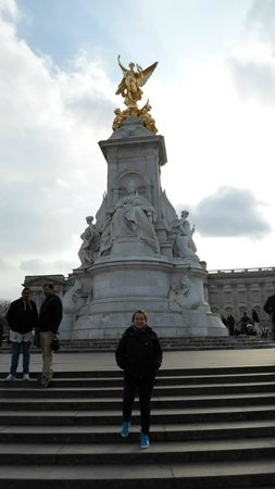 Buckingham Palace : Reina Ana