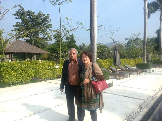 AKA Resort & Spa: Resort grounds