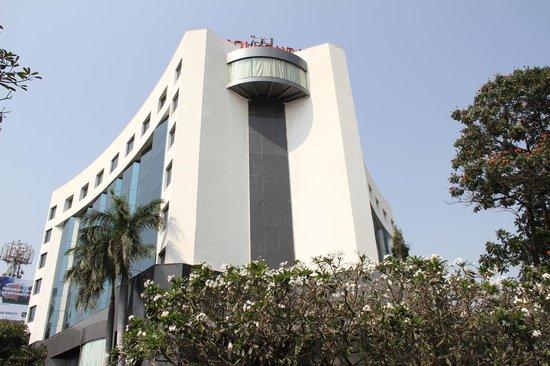 The Golkonda Hyderabad: Hotel View