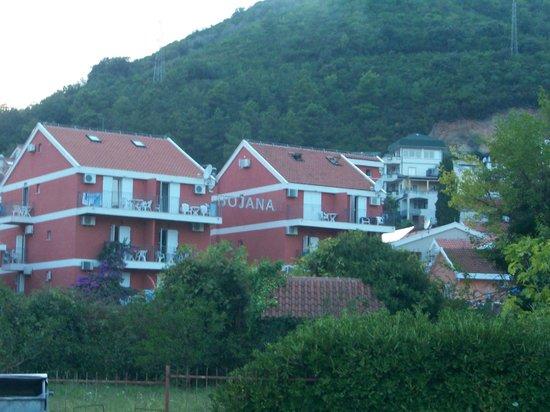 Hotel Villa Bojana : Budva 2013