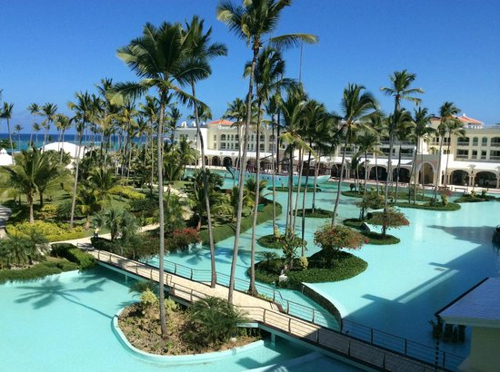 Iberostar Grand Hotel Bavaro: Widok z okna