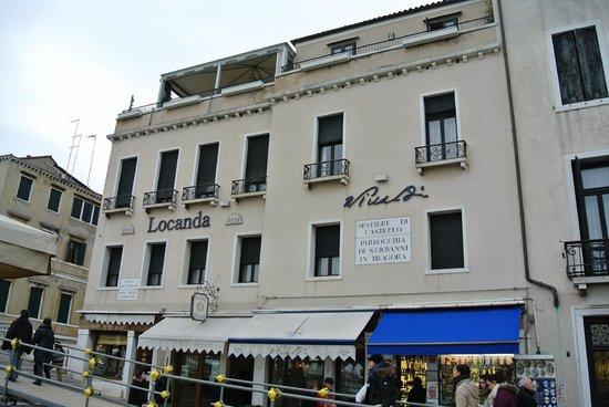 Hotel Locanda Vivaldi : L'hôtel