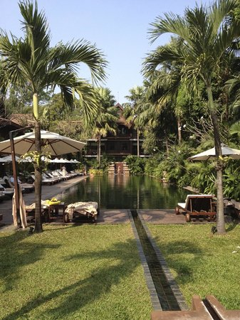 Belmond La Résidence d'Angkor : Piscine