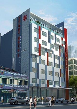 TTanz Hotel External