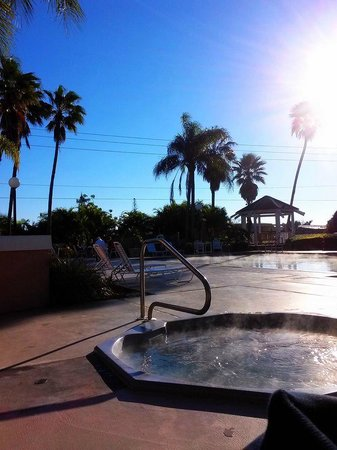 Best Western Port St. Lucie: pool area