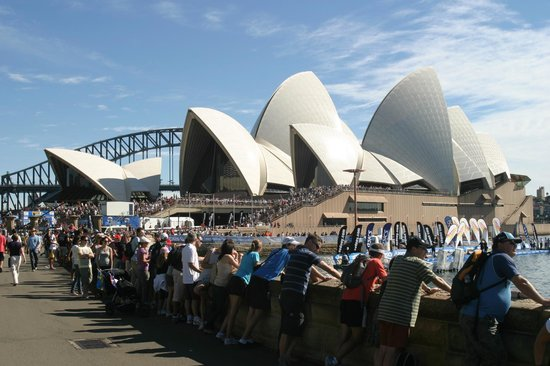 Jolly Swagman Backpackers : Opera House