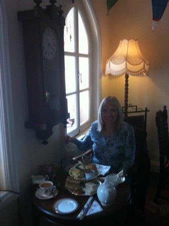 Pettigrew Tea Rooms: A little piece of heaven.