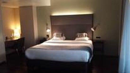 Hotel D - Basel: Zimmer mit Terrasse