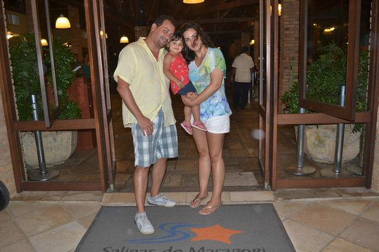 Salinas Maragogi All Inclusive Resort: Entrada do Hotel Salinas
