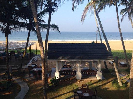 Suite Lanka: Aussicht von unserem Zimmer;-)