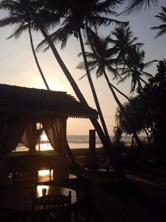 Suite Lanka: Sunset:-)