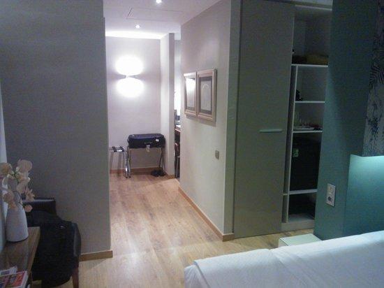Vasanta Hotel Boutique : Chambre