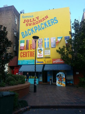 Jolly Swagman Backpackers: Hostel
