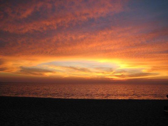 Long Beach: Sunset