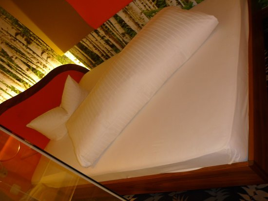 Cocoon Stachus: The bed was OK