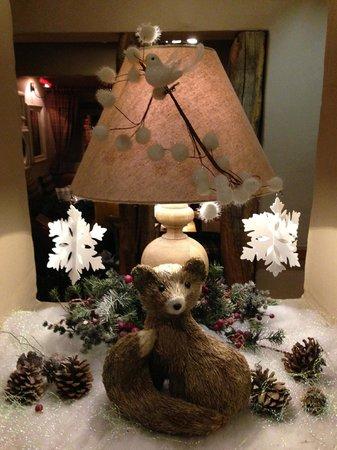 Innkeeper's Lodge Hathersage, Peak District: christmas